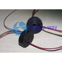 China Through Bore Slip Ring for Cable Reels/Miniature on sale