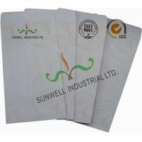 Buy cheap White Color Custom Printed Mailing Envelopes , Personalized Mailing Envelopes product