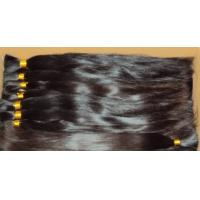 Buy cheap Double drawn Indian remy hair product