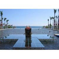 Buy cheap Acrylic Wedding Stage / Acrylic Platform Stage / Swimming Pool Glass Stage from wholesalers