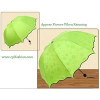 Buy cheap Magic Umbrella Color Changing Umbrella appear flower when rainning product