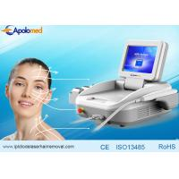 Buy cheap Portable 10 lines wrinkle removal and anti aging beauty machine hifu system from wholesalers