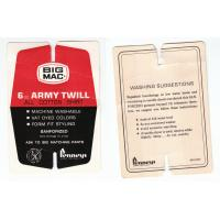 Buy cheap garment clothing labels product