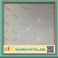 Buy cheap Waterproof Washable Modern Decoration Wallpaper / Paper Back With PVC Covering product