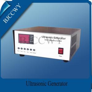 Cheap 900w Digital Ultrasonic Generator Piezo Ceramic Ultrasonic Pulse Generator wholesale