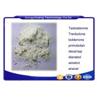 Buy cheap Bodybuilding Steroid Powder Testosterone Enanthate / Test E Chemical 99% Purity from wholesalers