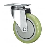 "Buy cheap 5"" Polyurethane PU Caster Wheel Swivel For Case Carts And Utility Carts product"