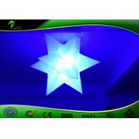 Buy cheap Color Changing Led Star Inflatable Lighting Decoration For party product