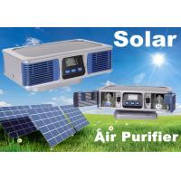 Buy cheap Negative Ions ower - saving Solar Air Purifier for Dispelling Smoke with FCC from wholesalers
