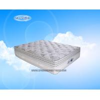 Buy cheap Hotel Bonnell Memory Foam Mattress / King Size Pocket Spring Mattress from wholesalers