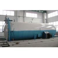 Buy cheap Rubber / Food Chemical Autoclave Φ2.85m With Safety Interlock , Automatic Control product