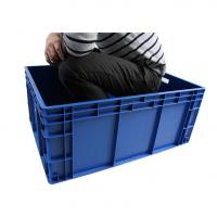 Buy cheap 800x600x230mm Warehouse Boxes And Bins Euro Containers for Euro Container Shelving from wholesalers