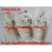 China BOSCH F 00R J02 130 Common rail injector valve F00RJ02130 for 0445120059, 0445120060, 0445120123 on sale