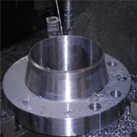 Buy cheap Anti Rust Oil Surface Forged Steel Flanges PN 16 DIN-Anschluss PN 40 ISO-Anschluss product