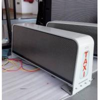 Buy cheap P5 Mm Outdoor Taxi Led Display SMD 2727 Super Brightness 6500cd Brightness product