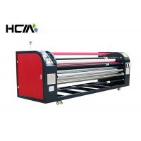 China Automatic Shut Off Sublimation Heat Transfer Printing Machine For Textile Printing on sale