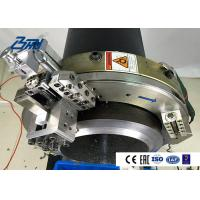Buy cheap High Strength Electric Pipe Cutting And Beveling Machine OD Mounted Orbital product