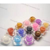 Buy cheap UV Gel Nails Polish With 15g / Bottle, 160 Colors UV Gel For Nail Art Printer product