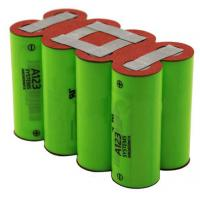 Quality A123 12V 4.6Ah LiFePO4 Battery Packs for sale