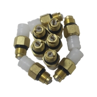 Buy cheap Air Valves M8 Suspension Connector For Benz W251 W164 W212 W211 W220 product