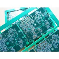 Buy cheap 10 Layer PCB Built On Tg170℃ FR4 With Single-End / Differential Impedance Control product