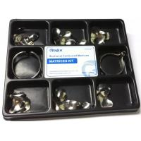 Buy cheap Russian Original Stainless Tofflemire Matrix Band Dental Use 100 Pcs / Kit Pack from wholesalers