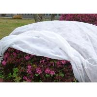Buy cheap PP Spunbond Agriculture Non Woven Fabric , Landscape Plant Winter Protection Covers product