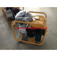 Buy cheap 3 inch self-priming gasoline water pump with 5hp robin EY20 manufacturer product