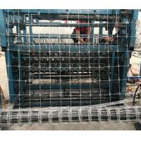 Quality Durable Fence Making Equipment Anti - Corrosive , Chain Link Fence Weaving for sale