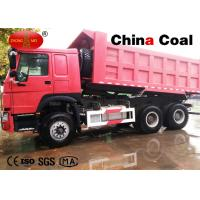 China Self Loading Tipper Truck Logistics Equipment With Reliable Engine on sale