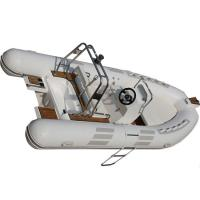 Buy cheap Marine Equipment RIB 480D Rigid Fiberglass Inflatable with Outboard Motor from wholesalers