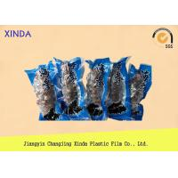 Quality NY / PE Clear Window Food Vacuum Bags with 3 Layer Co Extruded Film Logo Printing for sale