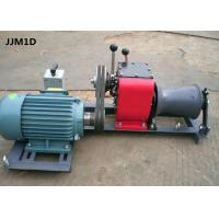 Buy cheap 1 Ton Electric Cable Pulling Winch , Portable Electric Winch 1 Year Warranty product