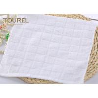 Buy cheap Custom 100% Cotton Washcloth Yarn-Dyed or Jacquard Face Towel product
