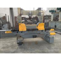 Buy cheap Top Quality Pipe Wind Tower Pole Turning Rolls Hydraulic Fit Up Move on Rail product