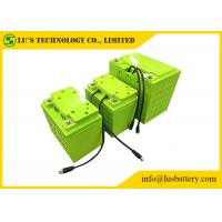 Buy cheap Customized Case Lithium Battery Pack / Lithium Iron Phosphate Battery Modules product