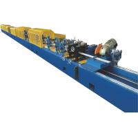 Buy cheap Galvanized Steel Shutter Roll Forming Machine With PU Foam Insulated 0.3~0.5mm Thickness product