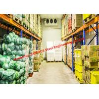 Buy cheap Customized Fresh Keeping Coldstore And Quick Frozen Cold Room For Commercial Supermarket Use product