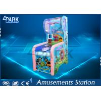 Buy cheap 250W Shooting Arcade Machines Coin Operated Kids Shooting Games For Amusement Park product
