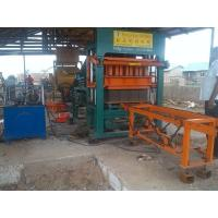 Buy cheap QT5-20 block shaping machine from wholesalers