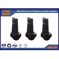 Buy cheap 33m Submersible Sewage Pump , submersible discharge pond drain pump from wholesalers