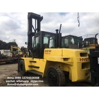 Buy cheap Hyster 16ton Used Forklift , Diesel Hyster H16.00XM-6 16t Forklift product