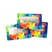 Buy cheap Color Printed Stainless Steel Metal ID Card With Laser Cut Logo 85x54x0.5mm product
