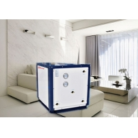 Buy cheap Household heat pump water heater air-water air source heat pump noise ≤40Db integrated machine product