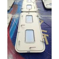 Buy cheap Marine Singe Leaf Aluminum Weathertight Door With Stainless Steel Accessories product