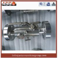 Buy cheap DBB Ball Valve-BLOCK & BLEED Valve-SPECIAL ALLOY VALVE-VAVLE-ASG Fluid Control from wholesalers