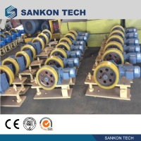 Buy cheap ISO9001 CE Autoclave Equipment Inclined Pulley With Friction product