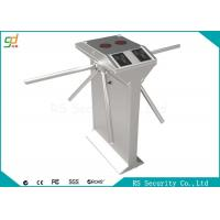 Buy cheap Automatic Tripod Turnstile Gate Bidirectional Arm Drop Barrier Swimming Hall Access product
