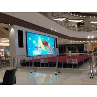 Buy cheap Stable Capability P6 SMD 3528 Indoor Full Color Led Screens of sound sytem product