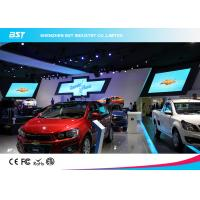 High contrast ratio Indoor Advertising Led Display , P3 SMD2121 Full Color  LED Screen
